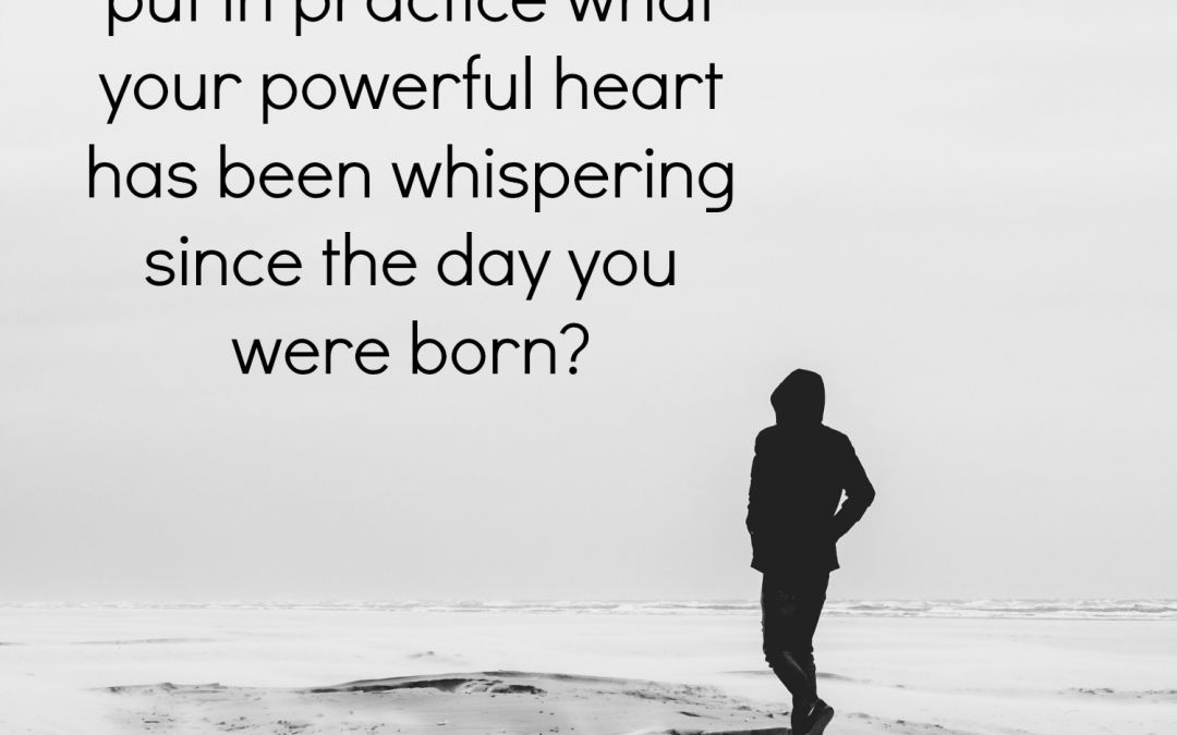 Your Heart's Whispers