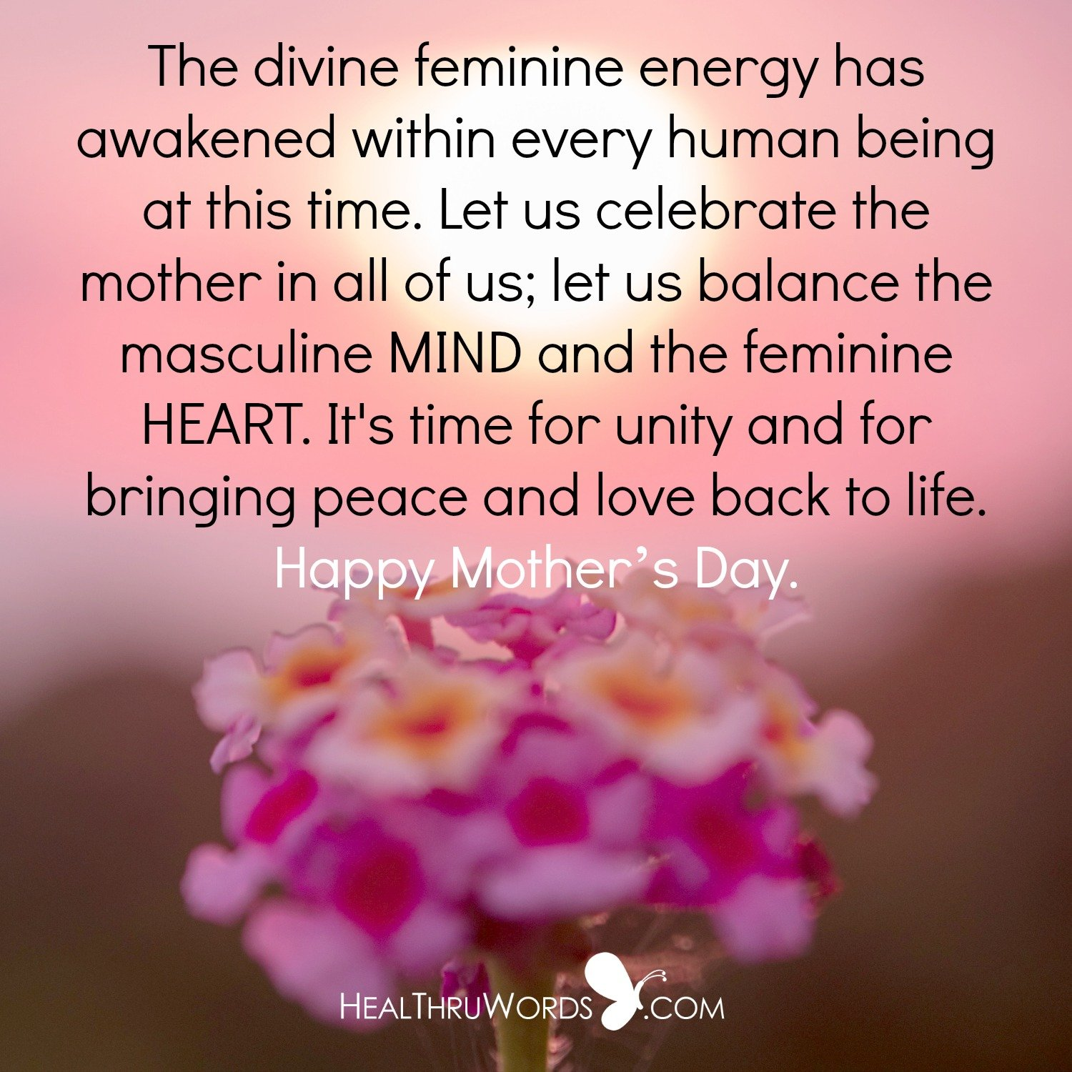 Inspirational Image: The Awakening of the Feminine