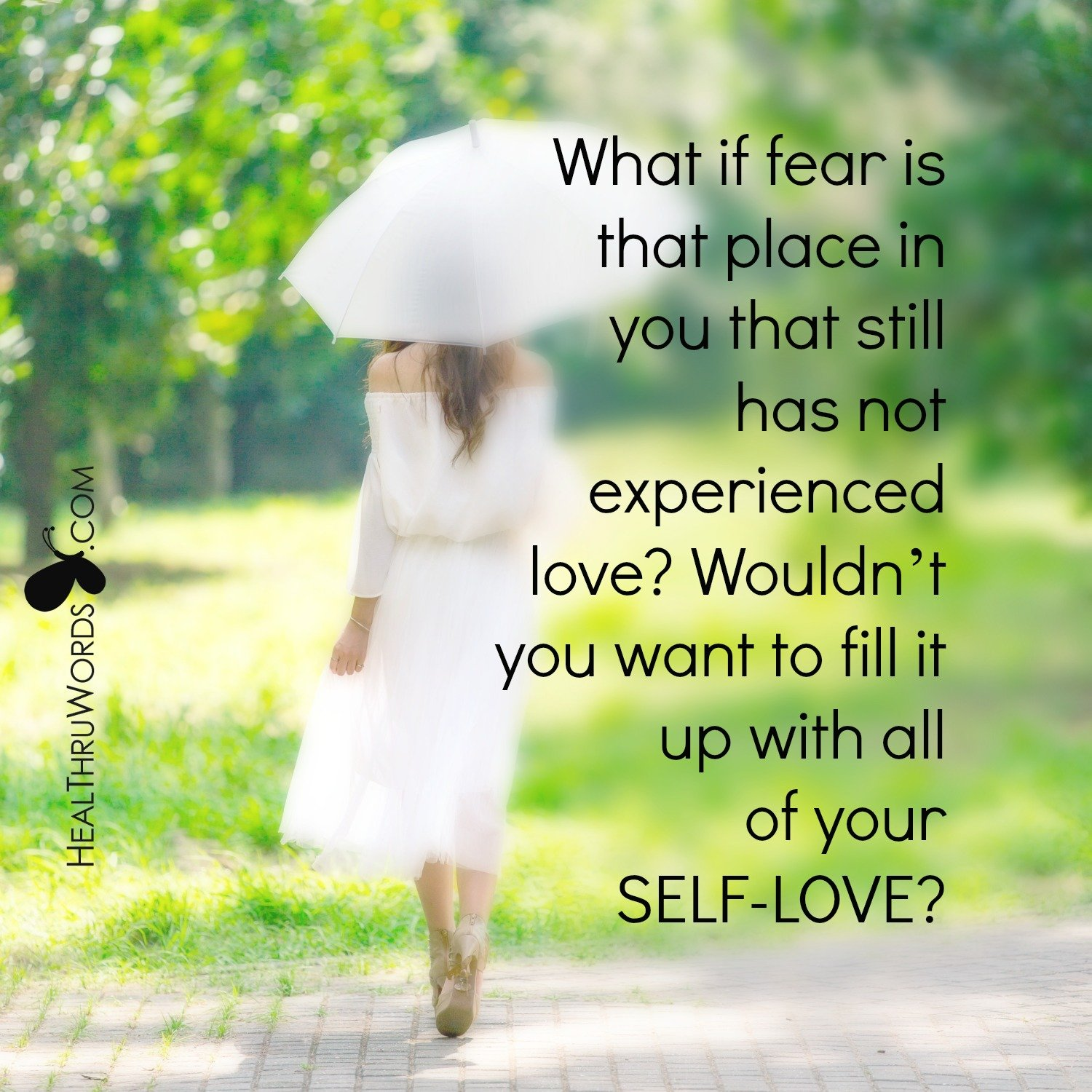 Inspirational Image: Your Self-Love