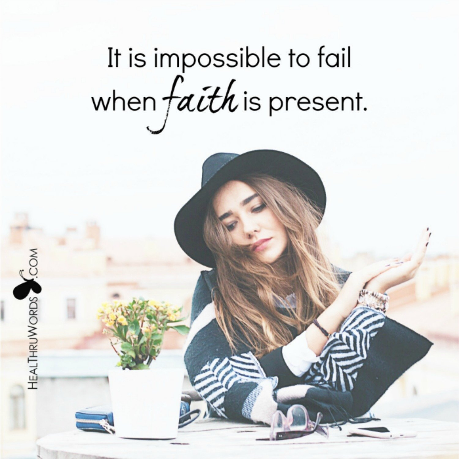 Inspirational Image: Faith Results