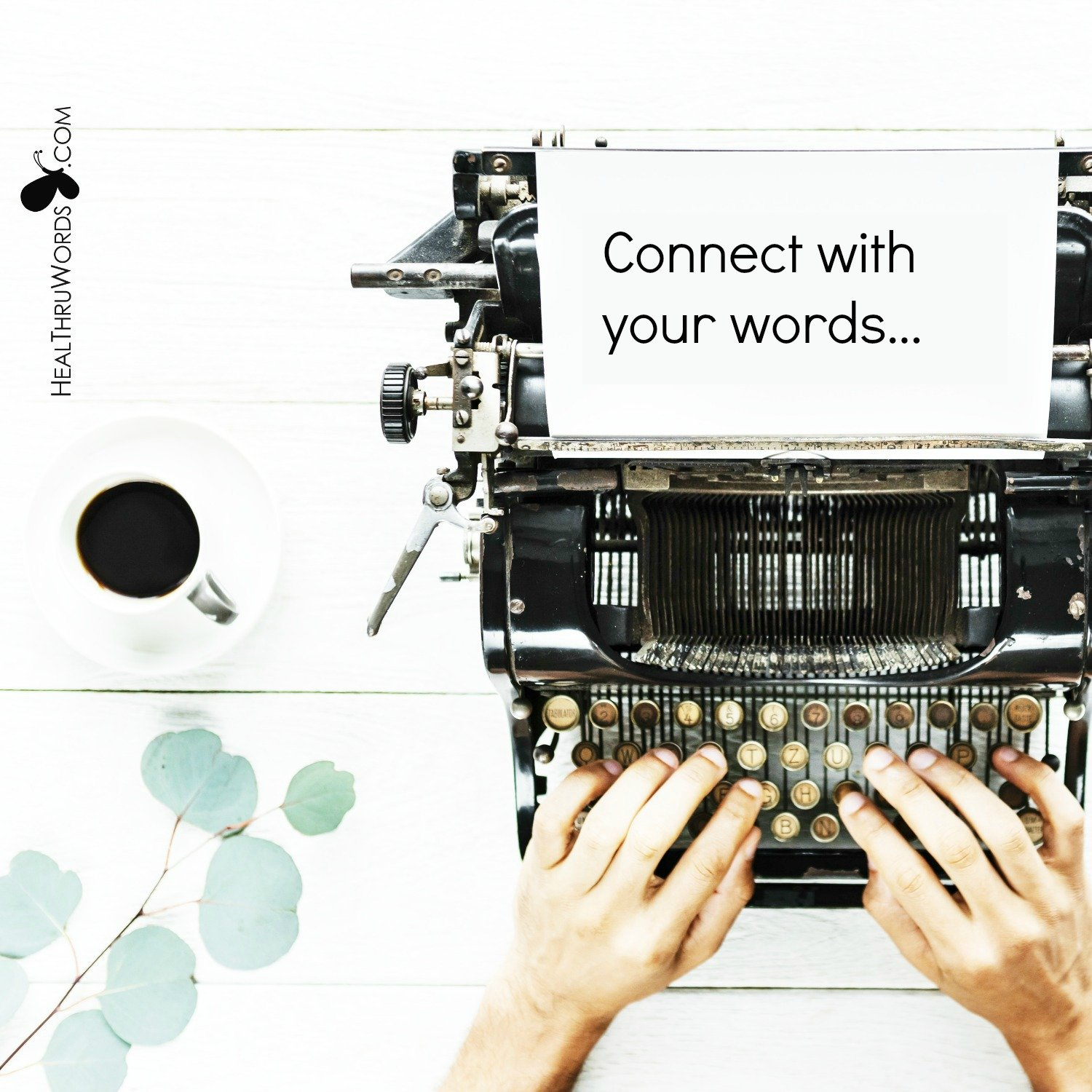 Inspirational Image: You And Your Words